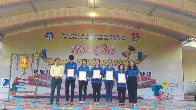 Hội thi Rung chuông vàng tìm hiểu sức khỏe sinh sản vị thành niên, thanh niên - Ảnh 4.
