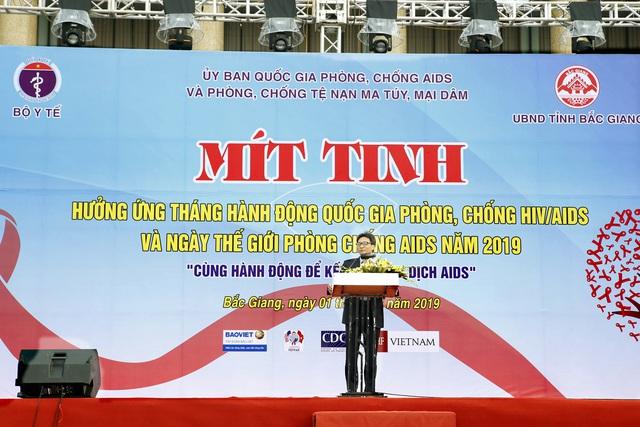 Việt Nam sẽ là một trong những quốc gia đi đầu trong việc kết thúc đại dịch AIDS - Ảnh 1.