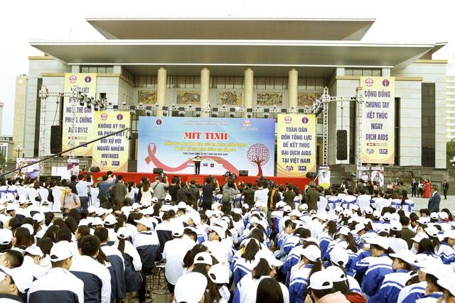 Việt Nam sẽ là một trong những quốc gia đi đầu trong việc kết thúc đại dịch AIDS - Ảnh 2.