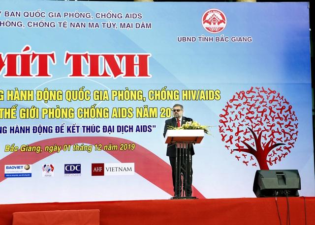 Việt Nam sẽ là một trong những quốc gia đi đầu trong việc kết thúc đại dịch AIDS - Ảnh 6.