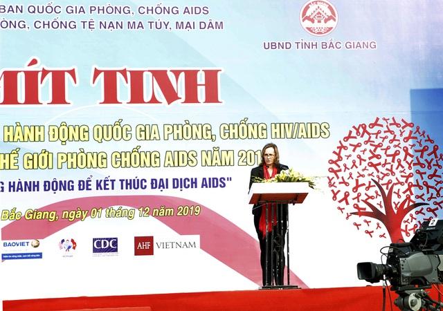 Việt Nam sẽ là một trong những quốc gia đi đầu trong việc kết thúc đại dịch AIDS - Ảnh 5.