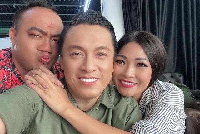 Lam Trường đóng phim ca nhạc của Phương Thanh - Ảnh 2.