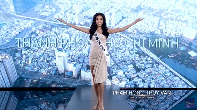 Tôi là Hoa hậu Hoàn vũ Việt Nam: Bị chê sỗ sàng khi vỗ mặt Thúy Vân bụng to, Vũ Thu Phương lên tiếng - Ảnh 3.