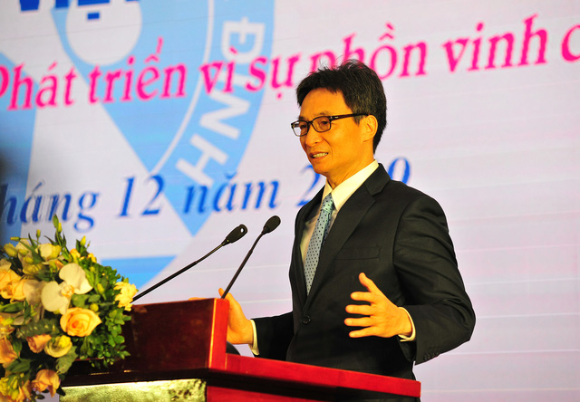Phó Thủ tướng Vũ Đức Đam: Công tác dân số của chúng ta phải được đổi mới rất căn bản - Ảnh 1.