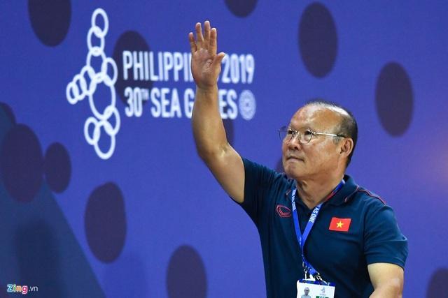 3-0: U22 Việt Nam đã hóa giải giấc mơ vàng sau 28 năm chờ đợi - Ảnh 11.