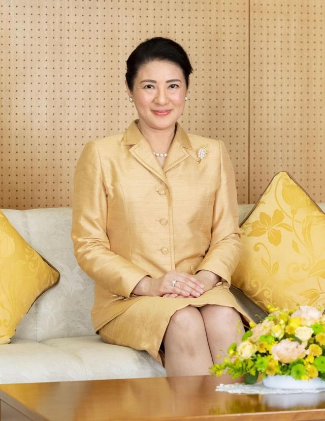 Hoàng hậu Masako khoe vẻ đẹp rạng rỡ cùng khí chất hơn người trong bộ ảnh mới nhân dịp sinh nhật cùng lời gửi gắm chân thành - Ảnh 1.