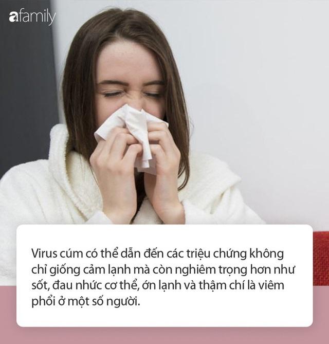 Những bí quyết giúp bạn có thể vượt qua mùa cảm cúm và cảm lạnh dễ dàng - Ảnh 1.