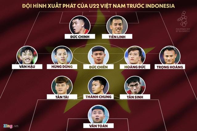 3-0: U22 Việt Nam đã hóa giải giấc mơ vàng sau 28 năm chờ đợi - Ảnh 9.