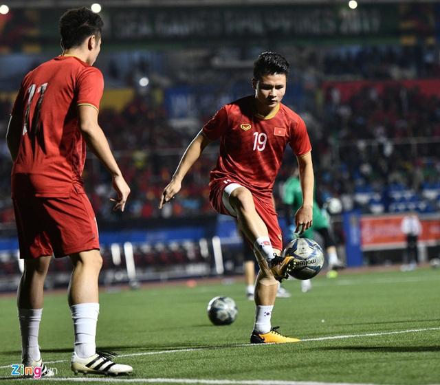 3-0: U22 Việt Nam đã hóa giải giấc mơ vàng sau 28 năm chờ đợi - Ảnh 10.