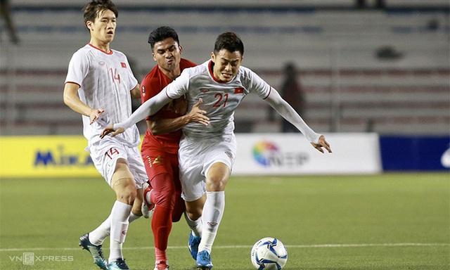3-0: U22 Việt Nam đã hóa giải giấc mơ vàng sau 28 năm chờ đợi - Ảnh 7.
