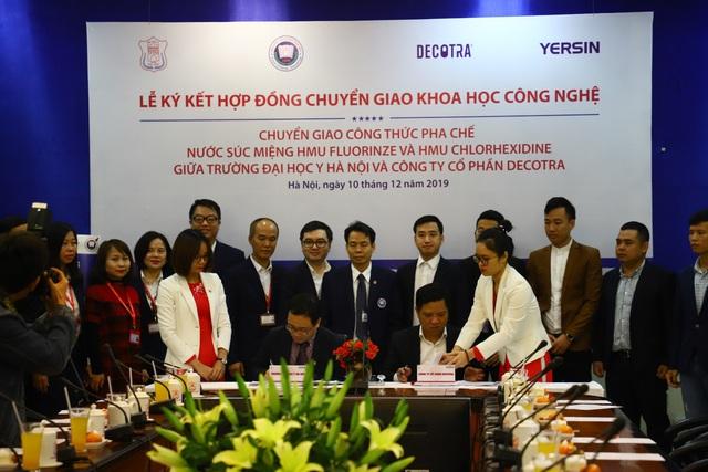 Đại học Y Hà Nội: Ra mắt 2 siêu phẩm bảo vệ răng miệng đầu tiên trong lịch sử 117 năm thành lập - Ảnh 2.