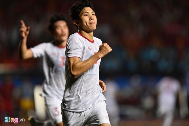 3-0: U22 Việt Nam đã hóa giải giấc mơ vàng sau 28 năm chờ đợi - Ảnh 3.