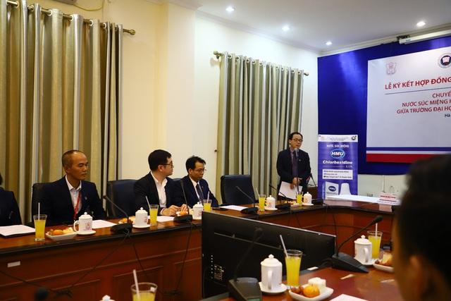 Đại học Y Hà Nội: Ra mắt 2 siêu phẩm bảo vệ răng miệng đầu tiên trong lịch sử 117 năm thành lập - Ảnh 3.