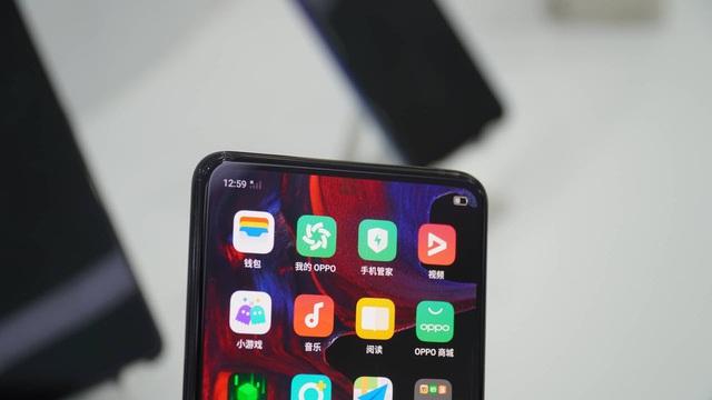 Smartphone đầu tiên có camera dưới màn hình, bỏ hết cổng kết nối - Ảnh 4.