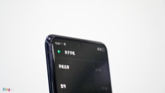 Smartphone đầu tiên có camera dưới màn hình, bỏ hết cổng kết nối - Ảnh 5.
