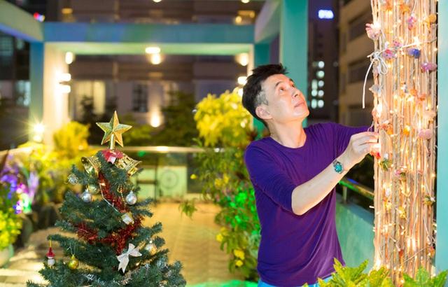 Hiền Mai có mối quan hệ đặc biệt thế nào mà sang tận nhà phố triệu đô giúp Đoan Trường trang trí nhà cửa đón Giáng sinh? - Ảnh 7.