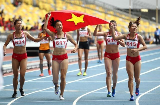 Lần đầu tiên sau 16 năm, thể thao Việt Nam kết thúc SEA Games 30 với thứ hạng cao hơn Thái Lan - Ảnh 2.