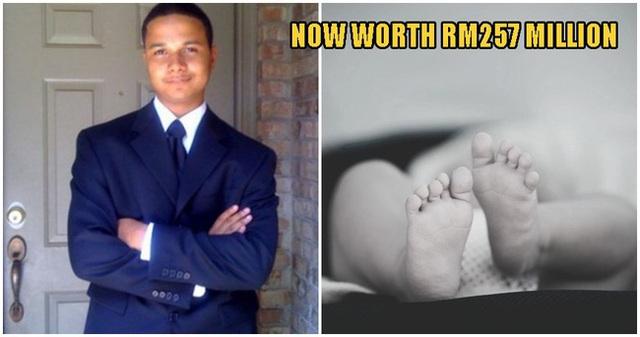 Em bé sơ sinh bị vứt bỏ ở bãi rác trở thành ông chủ triệu đô, thành lập công ty riêng khiến nhiều người ngả mũ thán phục - Ảnh 1.