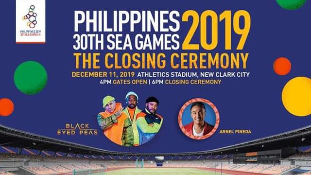Chủ nhà Philippines trao cờ đăng cai SEA Games 31 cho Việt Nam - Ảnh 2.