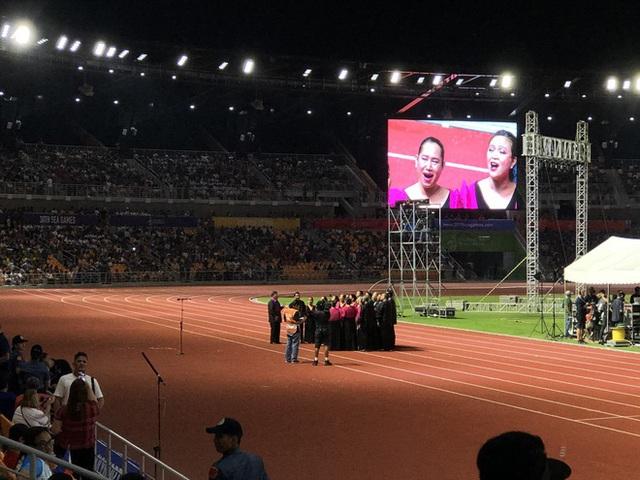 Chủ nhà Philippines trao cờ đăng cai SEA Games 31 cho Việt Nam - Ảnh 17.