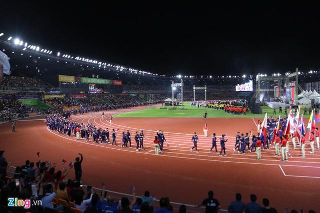 Chủ nhà Philippines trao cờ đăng cai SEA Games 31 cho Việt Nam - Ảnh 29.