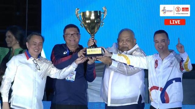 Chủ nhà Philippines trao cờ đăng cai SEA Games 31 cho Việt Nam - Ảnh 40.