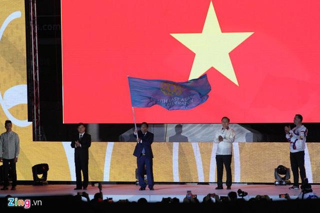 Chủ nhà Philippines trao cờ đăng cai SEA Games 31 cho Việt Nam - Ảnh 46.
