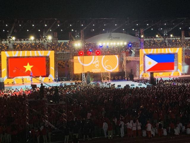 Chủ nhà Philippines trao cờ đăng cai SEA Games 31 cho Việt Nam - Ảnh 47.