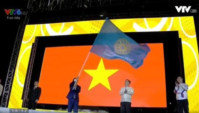 Chủ nhà Philippines trao cờ đăng cai SEA Games 31 cho Việt Nam - Ảnh 48.