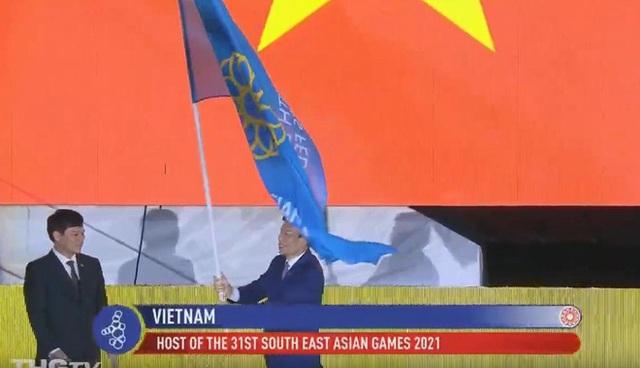 Chủ nhà Philippines trao cờ đăng cai SEA Games 31 cho Việt Nam - Ảnh 50.