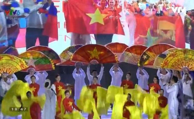Chủ nhà Philippines trao cờ đăng cai SEA Games 31 cho Việt Nam - Ảnh 56.