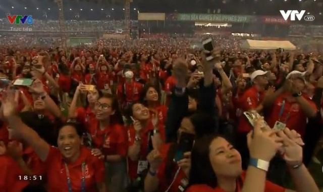 Chủ nhà Philippines trao cờ đăng cai SEA Games 31 cho Việt Nam - Ảnh 59.