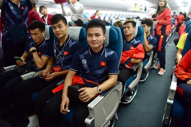 U23 Việt Nam sang Hàn Quốc tập huấn - Ảnh 2.
