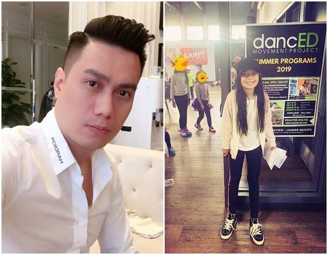 Việt Anh khoe ảnh con gái đầu tròn 13 tuổi - Ảnh 1.