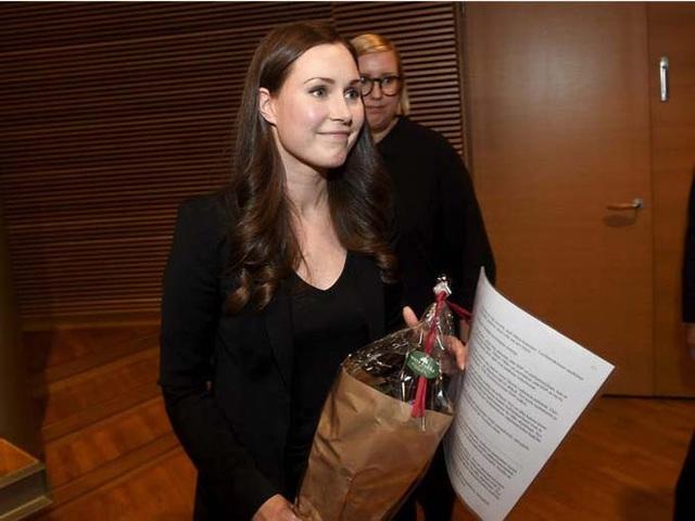 Nữ thủ tướng trẻ nhất thế giới lớn lên trong gia đình cầu vồng - Ảnh 5.