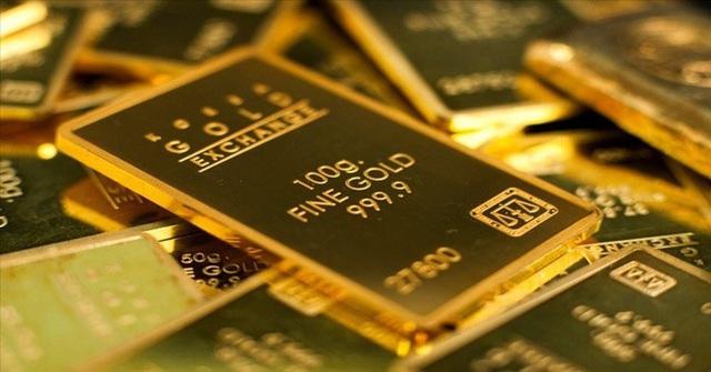 Giá vàng hôm nay 13/12: Đồng USD bật tăng đẩy giá vàng rơi tự do - Ảnh 1.