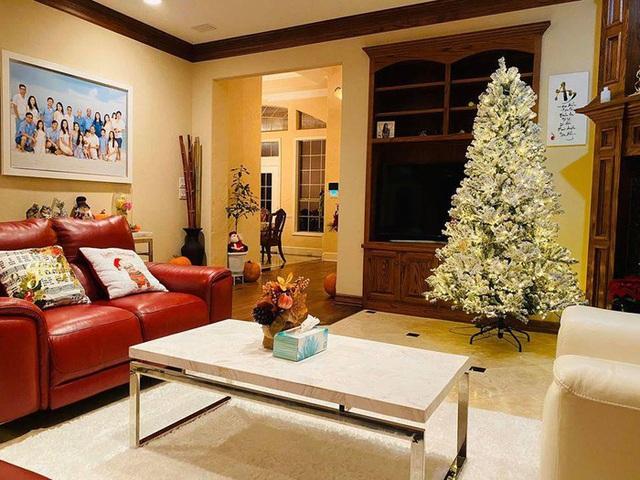 Ca sĩ Hồng Ngọc mạnh tay chi tiền mua đồ trang trí nhà lung linh như thiên đường dịp Giáng sinh - Ảnh 5.
