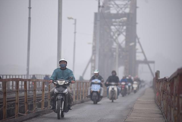 Chất lượng không khí cực xấu, Bộ Y tế chỉ rõ 9 cách bảo vệ sức khoẻ ai cũng phải biết - Ảnh 2.