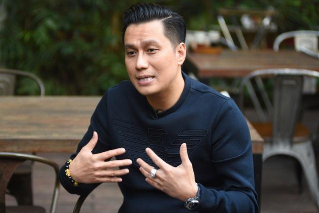 Việt Anh: Tôi đã trả giá, mất tất cả khi cuộc hôn nhân đầu đổ vỡ - Ảnh 3.