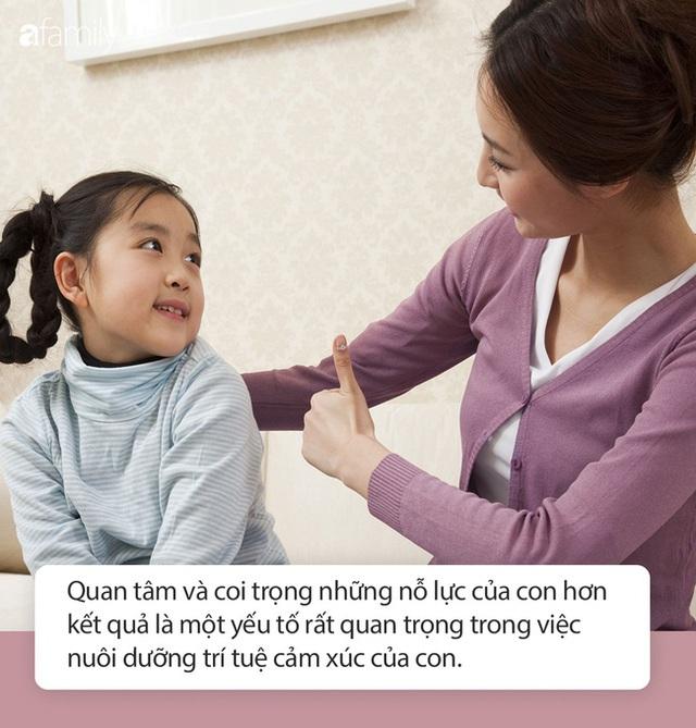 Đừng cố ép con học giỏi bởi điểm số không phải là yếu tố chính quyết định thành công trong tương lai của một đứa trẻ - Ảnh 5.