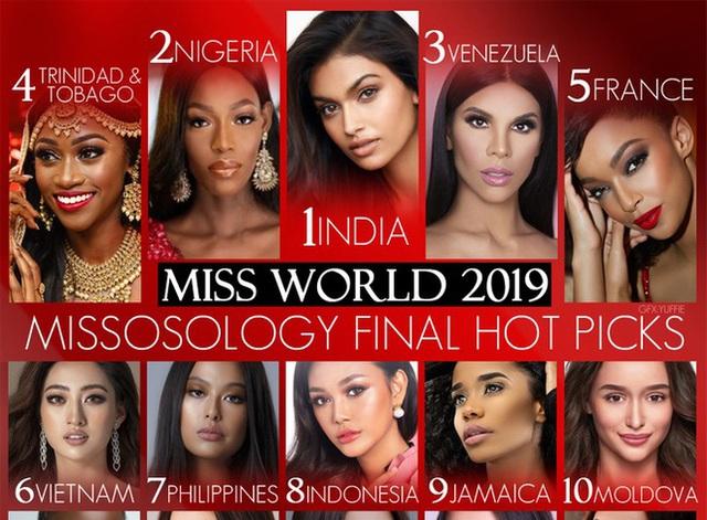 Đạt thành tích tốt nhất ở Miss World, Lương Thuỳ Linh vẫn bị chê nhiều thiếu sót - Ảnh 2.