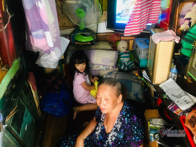 Người phụ nữ Sài Gòn một thời sống giàu có, cuối đời ở căn nhà 2m2 - Ảnh 2.