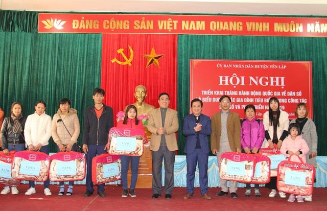 Phú Thọ: Tổ chức Hội nghị triển khai Tháng Hành động Quốc gia về Dân số - Ảnh 2.