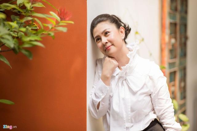 Sắc vóc của Kim Thư sau 7 năm sóng gió, bán xôi - Ảnh 1.