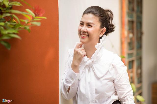Sắc vóc của Kim Thư sau 7 năm sóng gió, bán xôi - Ảnh 2.