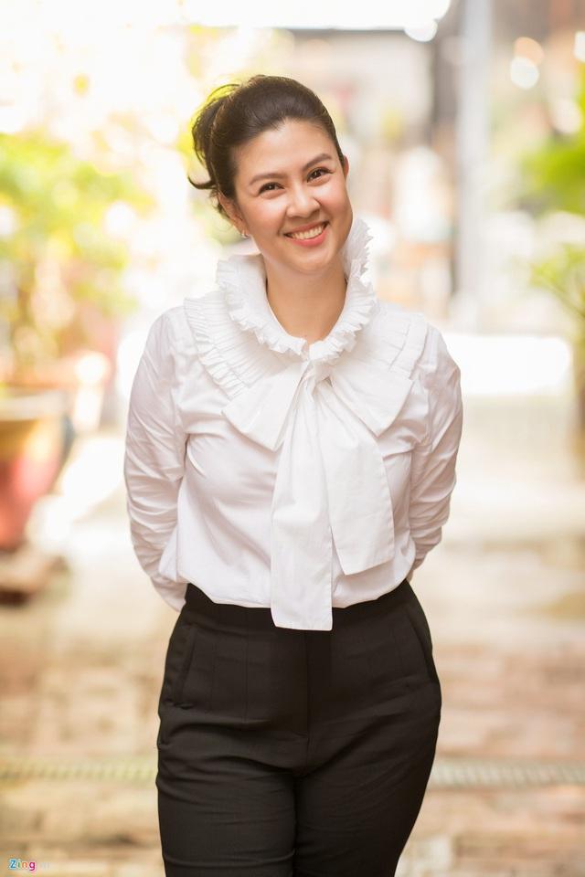 Sắc vóc của Kim Thư sau 7 năm sóng gió, bán xôi - Ảnh 6.