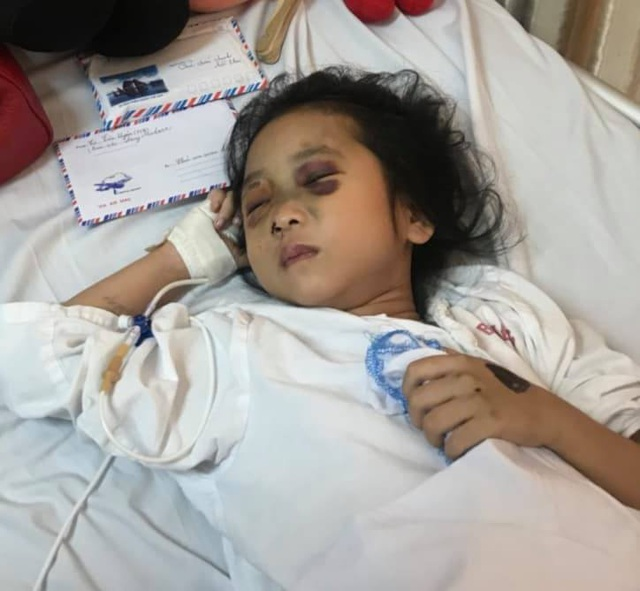 Bàng hoàng mẹ tử vong tại chỗ, con gái bị thương nặng sau khi va chạm với xe tải - Ảnh 4.