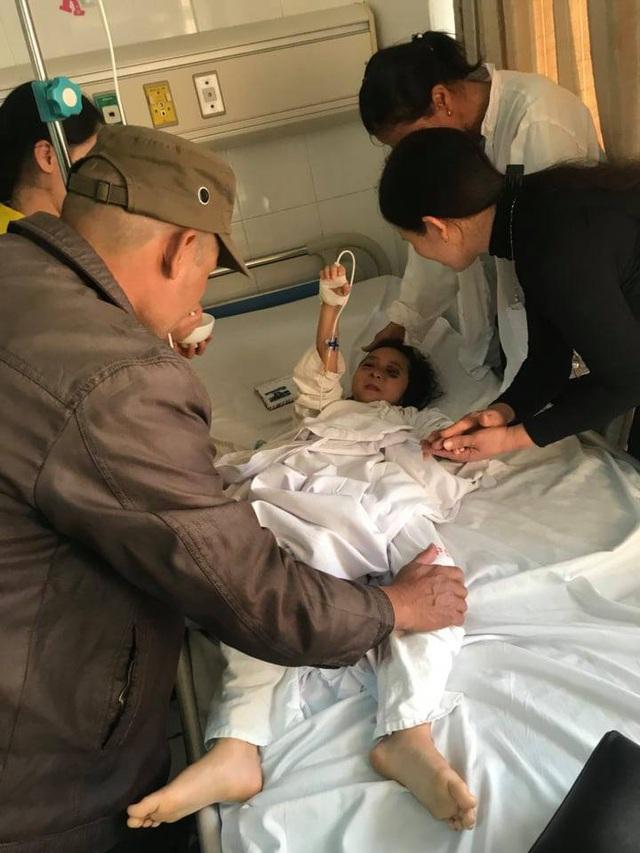 Bàng hoàng mẹ tử vong tại chỗ, con gái bị thương nặng sau khi va chạm với xe tải - Ảnh 5.