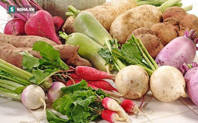 Nguyên tắc mùa nào thức nấy: Những loại củ ăn vào mùa đông còn tốt hơn cả nhân sâm - Ảnh 1.