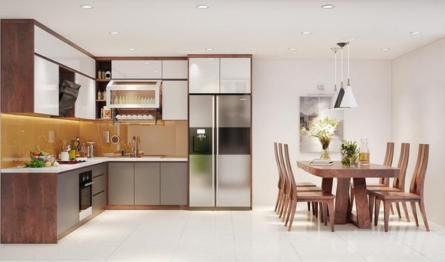 Căn nhà sang trọng, tinh tế nhờ sử dụng nội thất gỗ - Ảnh 10.